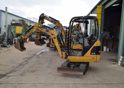 Caterpillar 301.4 Excavator