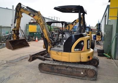 Caterpillar 303CR Excavator