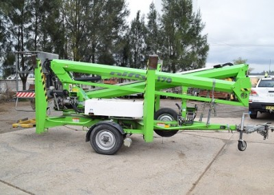 Nifty 170 | 17m Knuckle Access Boom